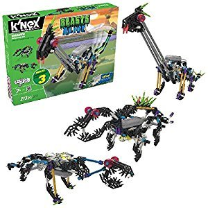 Knex Beasts Alive Bronto Building Set