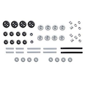 LEGO 50pc Technic gear & axle SET