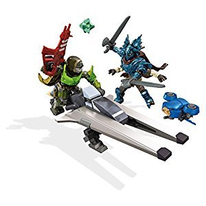 Mega Construx Destiny Sparrow S-10V Building Set
