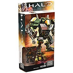 Mega Construx Halo Strike Cyclops Building Set