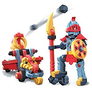 Bloco Toys Dragon Knight and Catapult