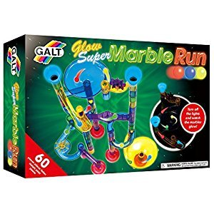 Galt Toys Construction - Glow Super Marble Run Toy