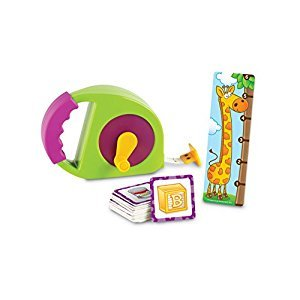 Learning Resources Play Tape Measure Teaching Material (LER3221)