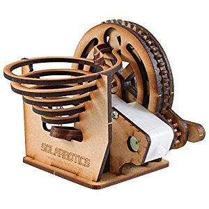 Marble Machine a Buildable Battery Powered Marble Machine Also Known As the Perpetual Motion Marble Kit