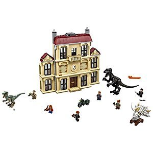 LEGO® Jurassic World™ Indoraptor Rampage at Lockwood Estate 75930 Toy for Girls and Boys