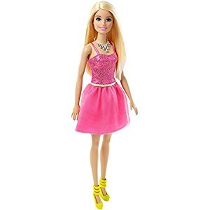 Barbie Glitz Doll - Purple