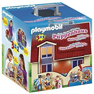 Playmobil Take Along Modern Doll House