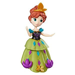 Disney Frozen Little Kingdom Anna Coronation Outfit Toy