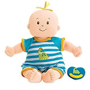 Manhattan Toy Baby Stella Boy Soft Nurturing First Baby Doll for Ages 1 Year and Up, 15