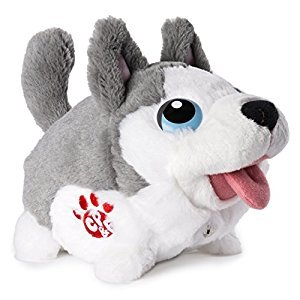 Chubby Puppies & Friends - Bumbling Puppies Plush - Husky