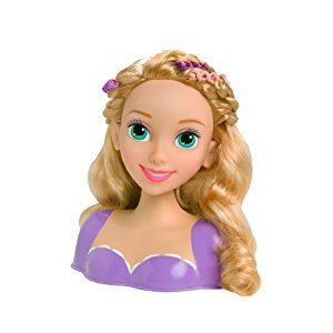 Disney Princess Rapunzel Styling Head Doll