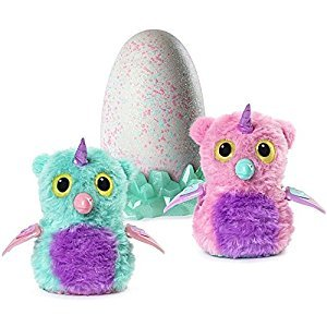 Hatchimals Glittering Garden - EXCLUSIVE New Twinkling Owlicorn
