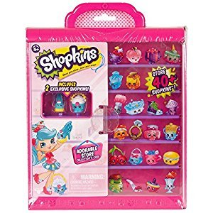 Shopkins Collectors Case