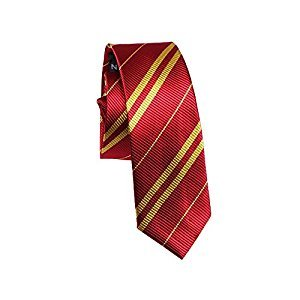 Harry Potter Tie Costume Accessory (Gryffindor-red)