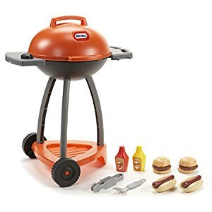 Little Tikes Sizzle and Serve Grill Play Set