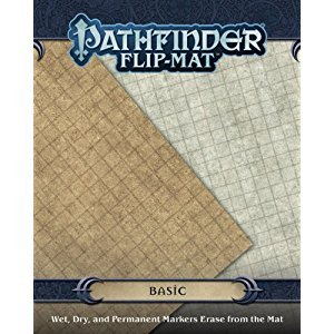 Pathfinder Flip Mat: Basic (Revised Edition)