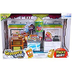 The Grossery Gang ID69007 Season #1 Yucky Mart Playset