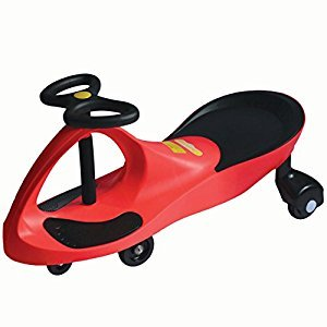 Wigglemobile Ride-on Toy - Red