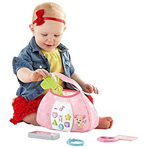 Fisher-Price Laugh and Learn Sis' Smart Stages Purse
