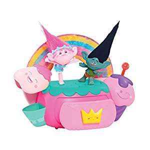 Just Play Trolls Charms Collection Jewelry Box