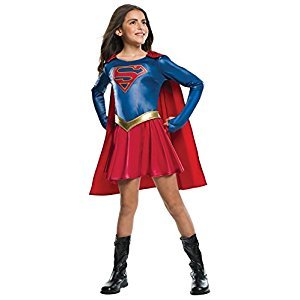Rubies Costume Kids Supergirl TV Show Costume, Large