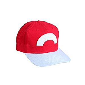 BIOWORLD 190371339714 Pokemon Ash Ketchum Satoshi Snapback Hat Baseball Cap
