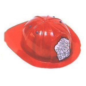 Toysmith Children's Fireman Hat