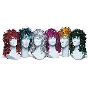 Punk Foil Wig