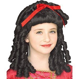 Rubies Costume Co (Canada) Child Storybook Girl Wig