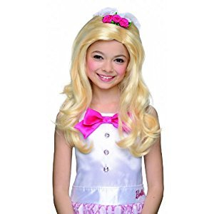 Rubies Costume Style No.2 Barbie Wig