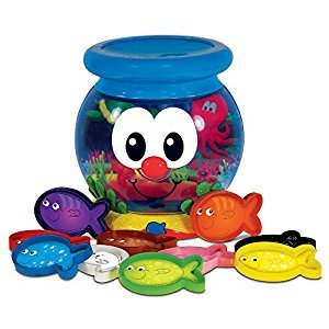 The Learning Journey Learn with Me-Color Fun Fish Bowl Toy