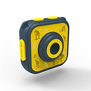 Jeda Sport Children Camera HD Meita Waterproof Children Action Cam Learn Camera for Kids 1.77