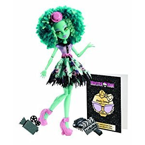 Monster High Frights Camera Action New Stars Honey Swamp