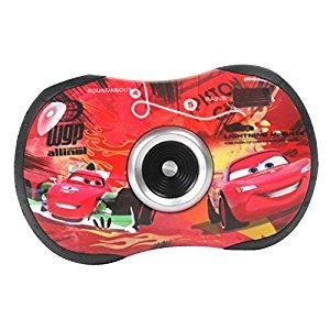 Sakar Disney Mickey Mouse 2.1Mp Digital Camera (81016)