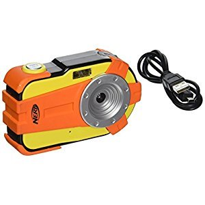 Sakar Nerf 2.1Mp Digital Camera with 1.5-Inch Tft Preview Screen, 25056