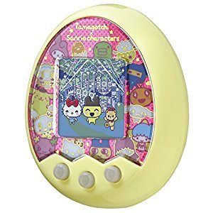 Bandai Tamagotchi m!x (egg was chimi giggle) Sanrio Characters m!x Ver. (japan import)