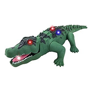 Crocodile Toy Battery Operated 16