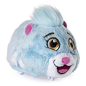 "Zhu Zhu Pets - Chunk, Furry 4"" Hamster Toy with Sound and Movement"