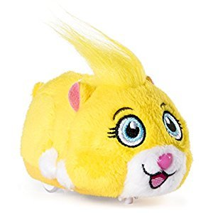 "Zhu Zhu Pets - Pipsqueak, Furry 4"" Hamster Toy with Sound and Movement"