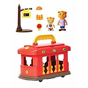 Daniel Tiger's Neighborhood-Deluxe Electronic Trolley Vehicle