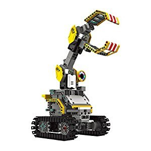 UBTECH - Jimu Robot - Builderbots Kit Interactive Robotic Building Block System (357 Piece)