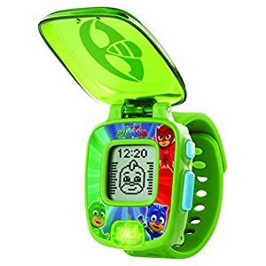 VTech PJ Masks Super Gekko Learning Watch (French Version)