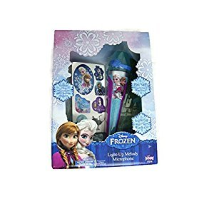 Disney Frozen Light-Up Melody Microphone