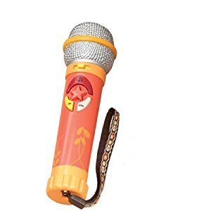 Okiedeoke Sing-Along Microphone (Colors May Vary)