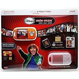 Disney Mix-Max Video/MP3 Digital Media Player Featuring High School Musical Graphics!