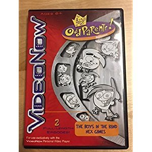The Fairly Odd Parents: The Boys in the Band ; Hex Games (The Fairly Odd Parents) (For use exclusively with the VideoNow Personal Video Player) Vol. 6