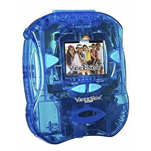 Videonow FX Player Ice Blue