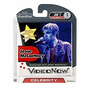 Videonow Personal Video Disc: Jesse McCartney #1