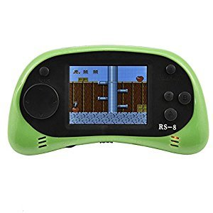 2.5 Inch TFT Display Portable Handheld Video Retro Game Console Player Built-in 260 Classic Games