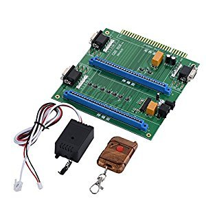 2 in 1 Game PCB, PCB VGA & RGB-S Connection Switch Control PC Board Game Board GBS-8118